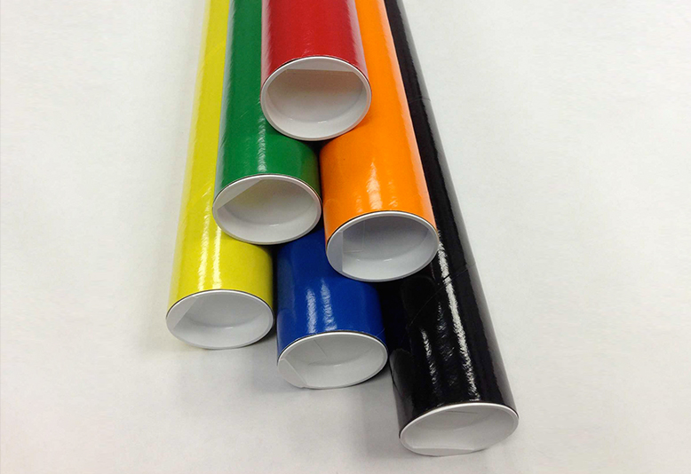 Black Mailing Tubes in Naperville, IL   Chicago Mailing Tube Co